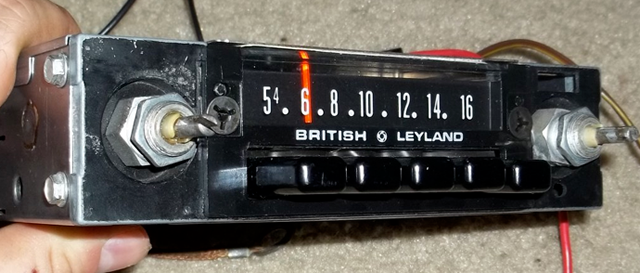 Terrific Spridgetguru Com Tech Index 1971 British Leyland Logo Motorola Am Radio Wiring Digital Resources Spoatbouhousnl